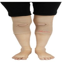 Elastic Tubular Knee Support With Center Hole Premium