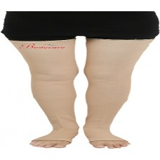 Elastic Tubular Vericose Vein Stockings Thigh Length - Premium