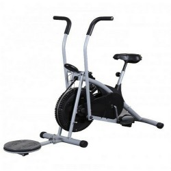 Energie fitness Upright Exercise Bike with Twister EAB-103