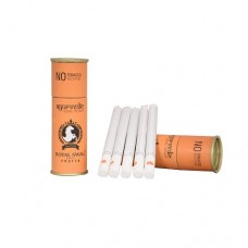 Royal Swag Herbal Cigarette FRUTTA 100% Nicotine & Tobacco Free Cigarettes - Pack Of  2 (10 Sticks)
