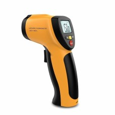 MCP Industry Non-contact Digital Laser Infrared Thermometer with Back light LCD Display