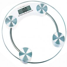 MCP 8 Mm Round Thick LCD Display Health Body Weight Weighing Scale