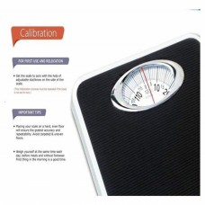 MCP Analogue Manual Mechanical Full Metal Body Weighing Scale , 120 Kg Capacity