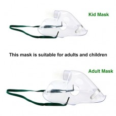 MCP Nebulizer Adult and Child Mask Combo