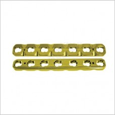 LC-DCP SAFETY LOCK PLATE ( TITANIUM GRADE 5)