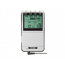 4 Channel Portable TENS EMS Unit for Pain Relief
