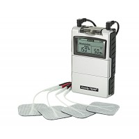 2 channel tens machine for physiotherapy