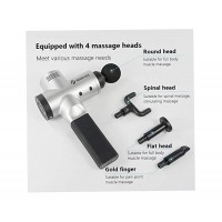 physio massage gun for muscle deep relaxation