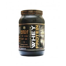 Muscle Effect Ultimate 100 % Whey Protein 2 lb Chocolate