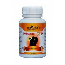 Nature's Flair Musli XP - 90 Capsules