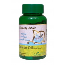 Nature's Flair Salmon oil - 90 Softgels