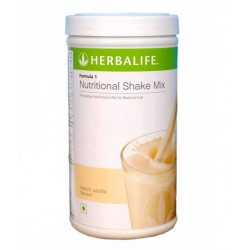 Herbalife Weight Loss Combo-Shake French Vanilla & 400grms Protein Powder
