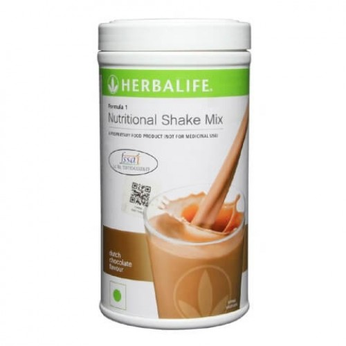 Herbalife Meal Replacement Shakes Combo Dutch Chocolate Strawberry
