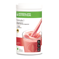 Herbalife Meal Replacement Shake Strawberry