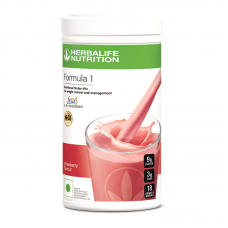 Herbalife Meal Replacement Shakes Combo - French Vanilla & Strawberry