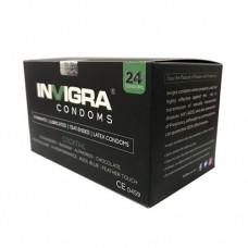 Invigra Condom Cocktail (Pack 24)