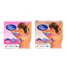 Combo Cure kinesio Tape Beige & Pink