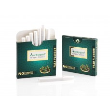 Aarogyam Herbals Tobacco and Nicotine Free Herbal Flavour Smokes For Relieving Stress - 10 Sticks in each Packet (PAAN, 1 Packet)