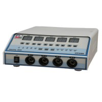 LCS184 DX Physiotherapy TENS Machine 4CH.