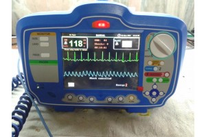 Biphasic Defibrillator
