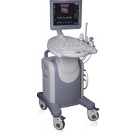 Ultrasound Scanner Color Doppler-Trolley