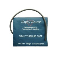 BP Cuff Adult Thigh Single Tube 44-53cm