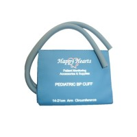 BP Cuff Pediatric Double Tube 14-21cm