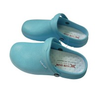 Hospital Shoe Ceil Blue (Non Vented)