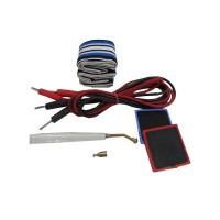 Accessories of Physiotherapy Muscle Stimulator