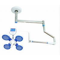Ceiling Mounted LED Surgical OT Light Single Arm 4
