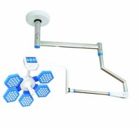 Ceiling Mounted LED Surgical OT Light Single Arm 5