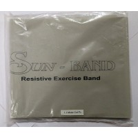 Sun - Band ( Silver / XX - Heavy of 1.1 Meter Cut Length )