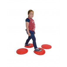 Gymnic Disc'o'sit Junior Ø Cm. 32 - Balance Disk - Red - Pack of 1 Pcs