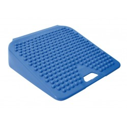 Gymnic Movin'Sit - Wedge Cm. 26 X 26 - Blue - Pack of 1 Pcs
