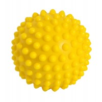 Massage Sensory ball Gr. 330 Ø Cm. 28 - Yellow - Pack Of 1 pcs