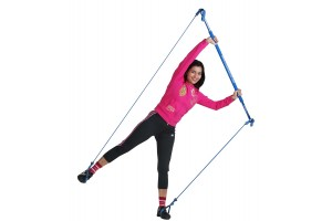 Fitnessstick ( Medium ) Level 2 - Blue - Pack of 1 Pcs