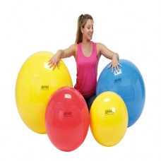 "Gymnic Classic Physio Ball Ø Cm. 45 ( 18"" ) - Yellow - Pack of 1 Pcs"