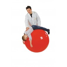"Gymnic Thera Sensory Ball Ø Cm. 100 ( 40"" ) - Red - Pack of 1 Pcs"