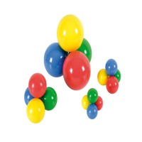 Gymnic Grip Ball Ø mm. 70 - Pack of 4 pcs