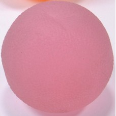 Sunrise Hand Therapy Gel Ball (X-SOFT) Pink -Pack of 1 Pcs