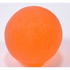 Sunrise Hand Therapy Gel Ball ( FIRM ) Orange - Pack of 1 Pcs