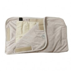 """Terry Cover for Cozy Pac - Standard Size 27.5"""" x 19.5"""" - Beige - Pack of 1 Pcs"""