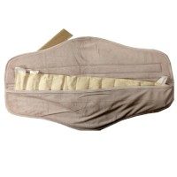 Terry Cover for Cozy Pac ( Foam Filled with Pocket ) - Neck / Cervical - Beige - Pack of 1 Pcs