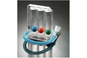 APEX 3 BALL Spirometer Lung Respiratory Exerciser