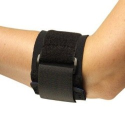 Turion Tennis Elbow Support Premium With Pressure Point (Universal in Size)