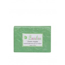 Fuschia - Green Apple Natural Handmade Glycerine Soap