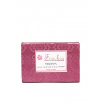 Fuschia - Raspberry Natural Handmade Glycerine Soap