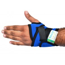 Vkare Wrist Binder with Thumb Support - Neoprene