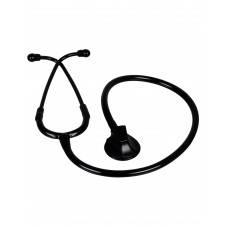 Single head Premium Stethoscope - Matte Black Edition