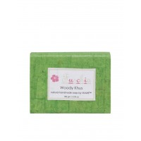 Fuschia - Woody Khus Natural Handmade Glycerine Soap